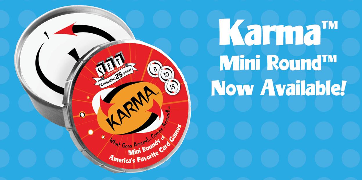 KARMA Mini Round - Now Available!