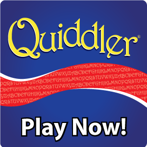 FREE Daily QUIDDLER Puzzle