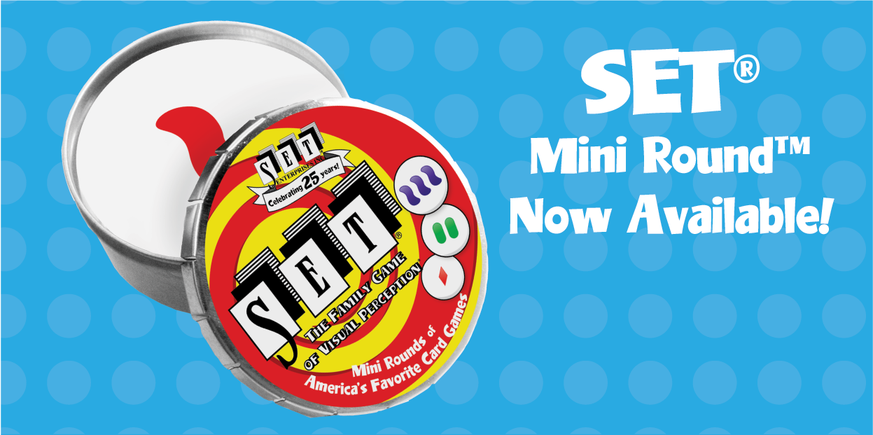 SET Mini Round - Now Available!